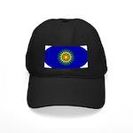 Sun Web Black Cap