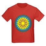 Sun Web Kids Dark T-Shirt