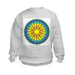 Sun Web Kids Sweatshirt
