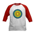 Sun Web Kids Baseball Jersey