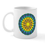 Sun Web Mug