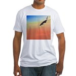 98.findinglove..? Fitted T-Shirt