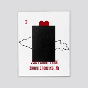 Yooper Love Picture Frame