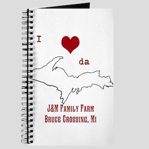 Yooper Love Journal