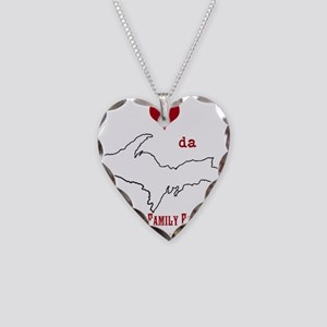 Yooper Love Necklace