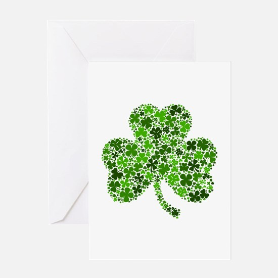 Shamrock of Shamrocks Greeting Cards