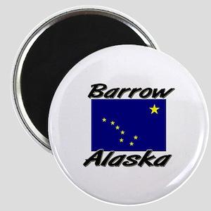 Barrow Alaska Magnet