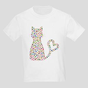 Pattern Cat T-Shirt