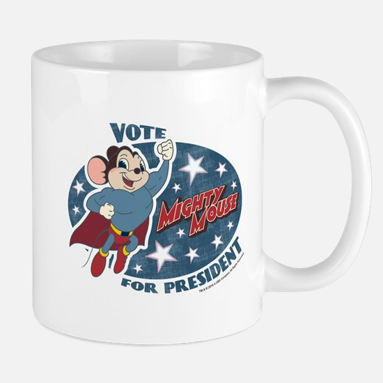 Vote For Mighty Mouse! Mug