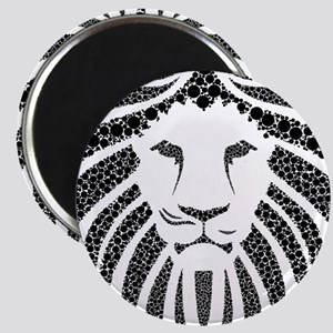 Tribal Lion Magnets