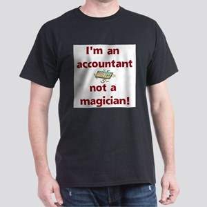 Accountant Ash Grey T-Shirt