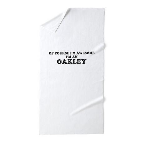 oakley towel