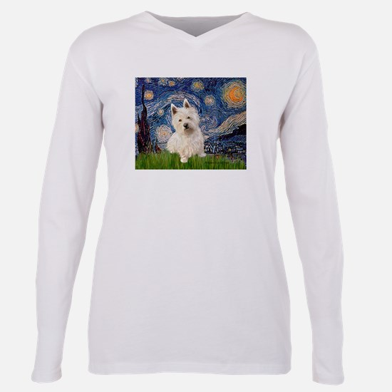 MP-STARRY-Westie1.png T-Shirt