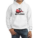 Shave The Whales Hoodie