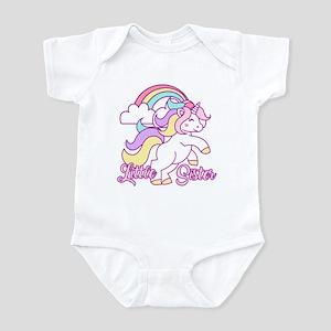 Little Sister Unicorn Infant Bodysuit