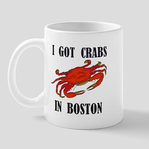 BOSTON CRABS Mug