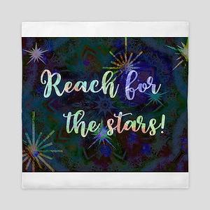 Reach for the Stars Queen Duvet