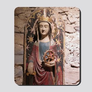 St. Catherine of Alexandria Mousepad