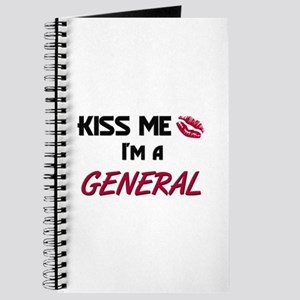 Kiss Me I'm a GENERAL Journal