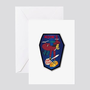 179th Ash Co - Vn War Svc Ribbons Greeting Cards