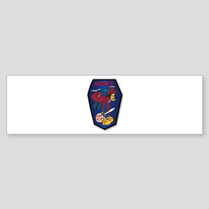 179th ASH Co - VN War SVC Ribbons Sticker (Bumper)