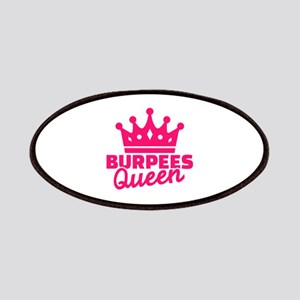 Burpees queen Patch