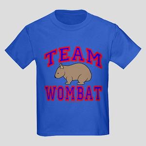 Team Wombat VI Kids Dark T-Shirt