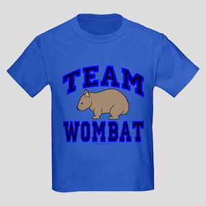 Team Wombat IV Kids Dark T-Shirt