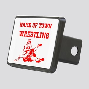 Wrestling Hitch Cover