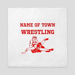 Wrestling Queen Duvet