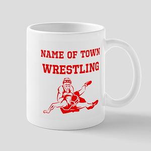 Wrestling Mugs