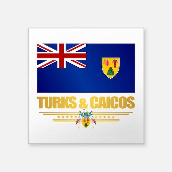Turks and Caicos Sticker