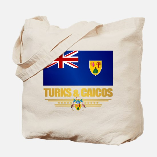Turks and Caicos Tote Bag