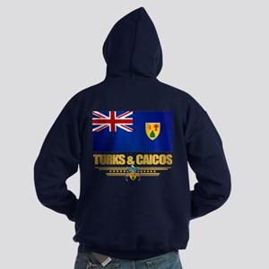 Turks And Caicos Hoodie (dark)