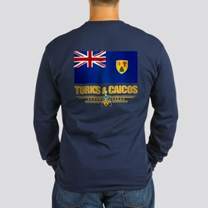 Turks And Caicos Long Sleeve T-Shirt