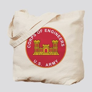 Army Corps Of Engineers Tote Bag
