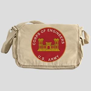 Army Corps Of Engineers Messenger Bag