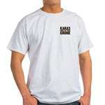 Karas On Crime Logo T-Shirt