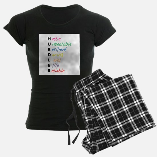 Hurdler Pajamas