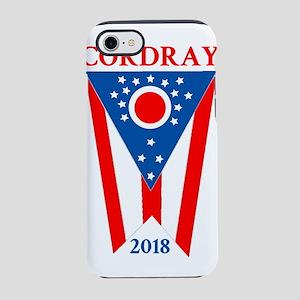 Cordray 2018 Ohio Governor iPhone 8/7 Tough Case