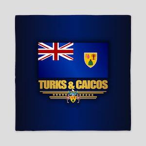 Turks and Caicos Queen Duvet