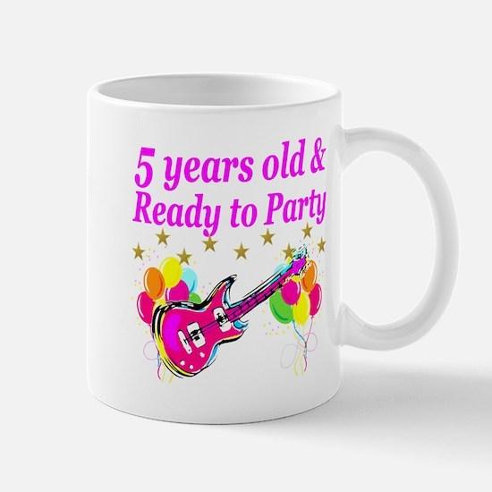 5TH BIRTHDAY Mug