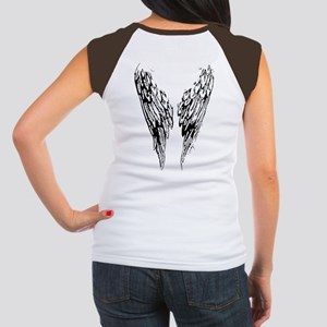 Wings Women's Cap Sleeve T-Shirt