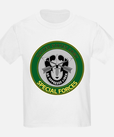US Army Special Forces Emblem T-Shirt