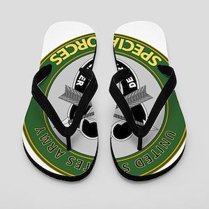 738187220cd5 Us Special Forces Flip Flops - CafePress