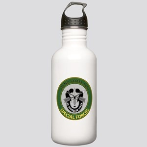 US Army Special Forces Stainless Water Bottle 1.0L