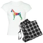 Boxer Color Splash Pajamas