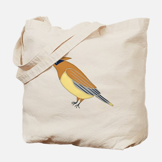 Funny Cedar Tote Bag