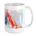 Boxer Color Splash Mugs