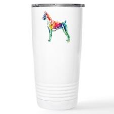 Boxer Color Splash Travel Mug